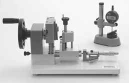 Manual notching machine